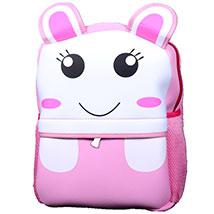 Happy Bunny Backpack For Children:
