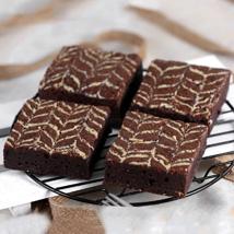 Tahini Brownies: Brownies