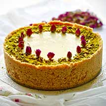 Cheesecake With Gulabjamun Stuffing: Cheesecakes Delivery Dubai