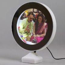 Magical LED Photo Frame: Personalised Photo Frames