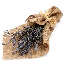 Dried Lavender Bouquet: