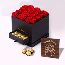 Roses For You My Favourite: Valentines Chocolates
