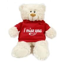 Miss You Teddy Bear: