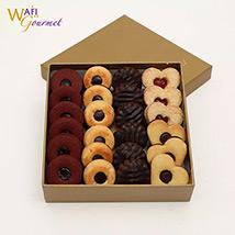 Petit Four Assorted Cookies 680g: Cookies in Dubai