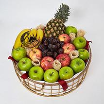 Ramadan Special Dates n Fruit Basket: Fruit Baskets