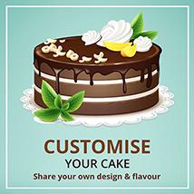 Customized Cake: Iron Man Cake