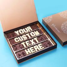 Customizable Chocolate Box: Personalised Chocolates