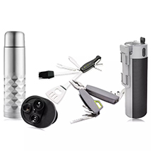 Adventure Lovers Gift Hampers: Electronics Accessories
