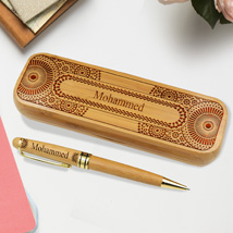 Engraved Wooden Pen:  Business Gifts