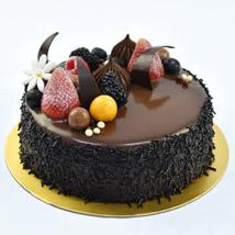 Fudge Cake: Tres Leches Cake