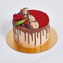 Chocolaty Red Velvet Cake: Red Velvet Cake