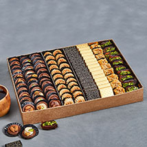 Assorted Tempting Delights Box: Premium Gifts