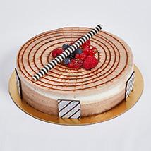 4 Portion Triple Chocolate: Chocolate Cake
