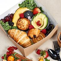 Delicious Gourmet Breakfast Treats: Bakery and Snacks