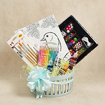 Gift Hamper For Lil Painter: Birthday Gifts for Kids