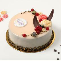 Womens Day Fudge Cake 500gm: