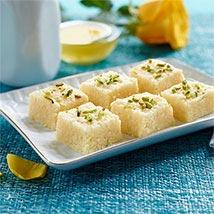 Yummy Khoya Barfi: Indian Sweets