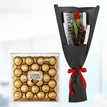 Tulip & Ferrero Rocher: Send Gifts to Qatar