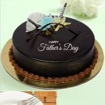 Chocolate Cake For Fathers Day: Gift Delivery in Qatar