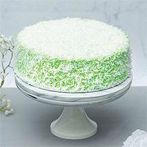 Irresistible Ondeh Cream & Coconut Cake: Send Gifts to Singapore