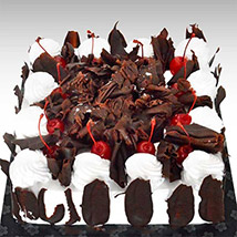 Delectable Black Forest Cake:  Cake Delivery In Sri Lanka