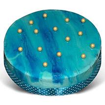 Blueberry Ribbon Cake:  Cake Delivery In Sri Lanka