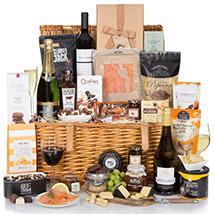 Grand Gift Basket:  Gifts UK